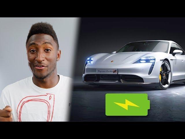 Let's Talk About Porsche Taycan!