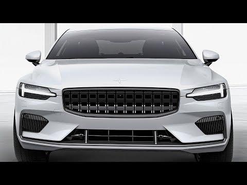 Polestar 1 (2019) 600-HP Hybrid Sports Car from Volvo - Dauer: 2 Minuten, 26 Sekunden