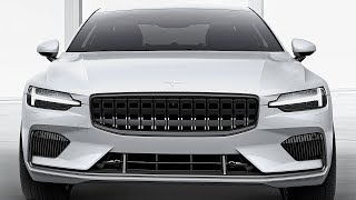 Polestar 1 (2019) 600-HP Hybrid Sports Car from Volvo