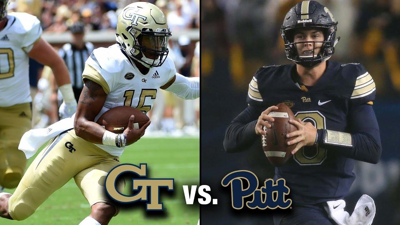 Pitt Georgia Tech
