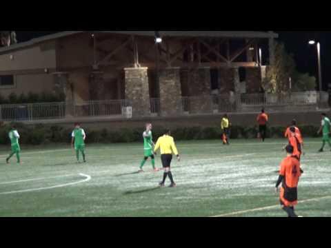 Sporting San Fernando vs Santa Ana Winds (first half) 3/25/17