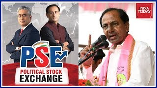 Can TDP-Congress Give Tough Fight To KCR In Telangana?  | Political Stock Exchange
