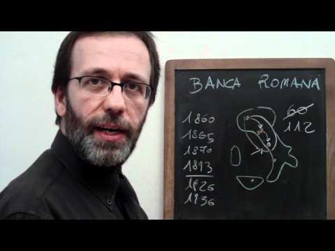 Scandalo della Banca Romana e nascita della Banca d'Italia
