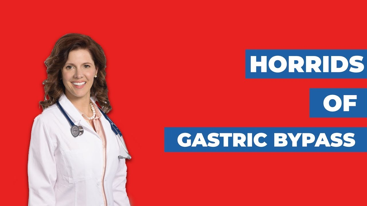 The Unspoken Cons Of Gastric Bypass Youtube