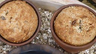 Baking Bread In The Tandoor