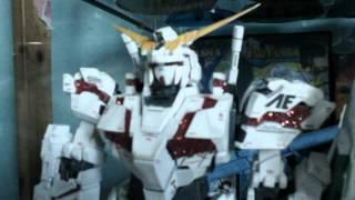 Gundam Z papercraft update