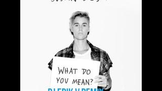 Justin Bieber - What Do You Mean? (DJ Erik V Remix)
