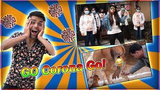 Corona virus Cure Found ? - Go Corona Go   DhiruMonchik