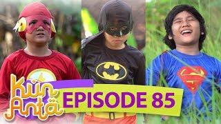 Lukman Jadi The Flash, Sobri Batman dan Indra Jadi Superman Melawan Monster Kun Anta Eps 85