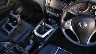 nissan qashqai 2015. airbag блок управления. место установки.