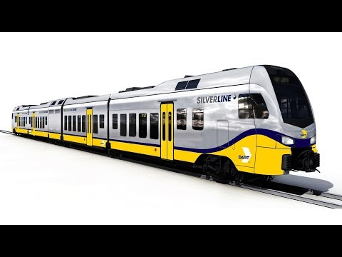 Jeff K - Plano To DFW Airport? Get Ready For The DART Silver Line