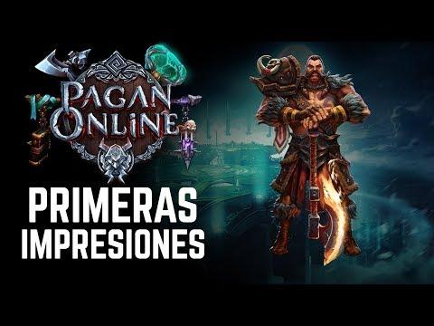 Pagan Online MMOARPG: Primeras impresiones | BUY TO PLAY! |