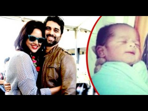 Sameera Reddy blessed with a Baby Boy! | Hot Cinema News