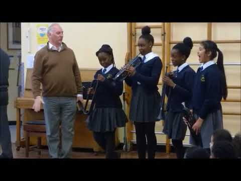 Discovering Brass - Project Summary from Intro Workshops to Final Concert