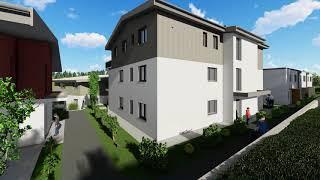 Wohnhausanlage Schlossblick Itter