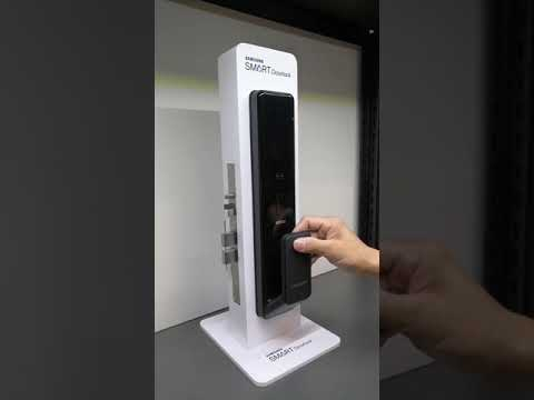 Samsung三星P50電子鎖實機操作