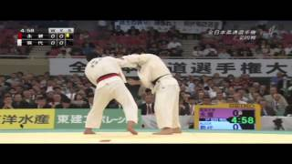 All Japan Judo Championships 2014 2nd round (1)