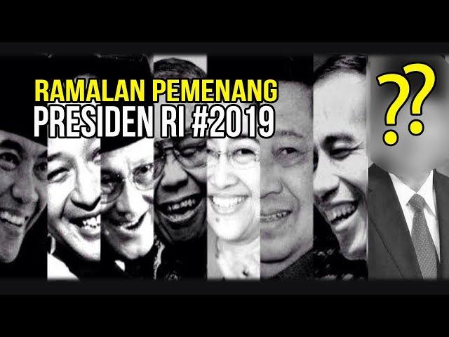 Ramalan Pemenang Presiden RI 2019 Menurut Ronggowarsito