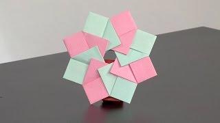 Origami: Corona - Hogar Tv  por Juan Gonzalo Angel