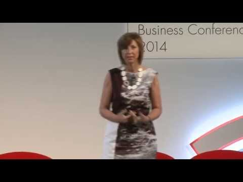 Dr Lena Wilson at the 2014 Commonwealth Games Business Conference