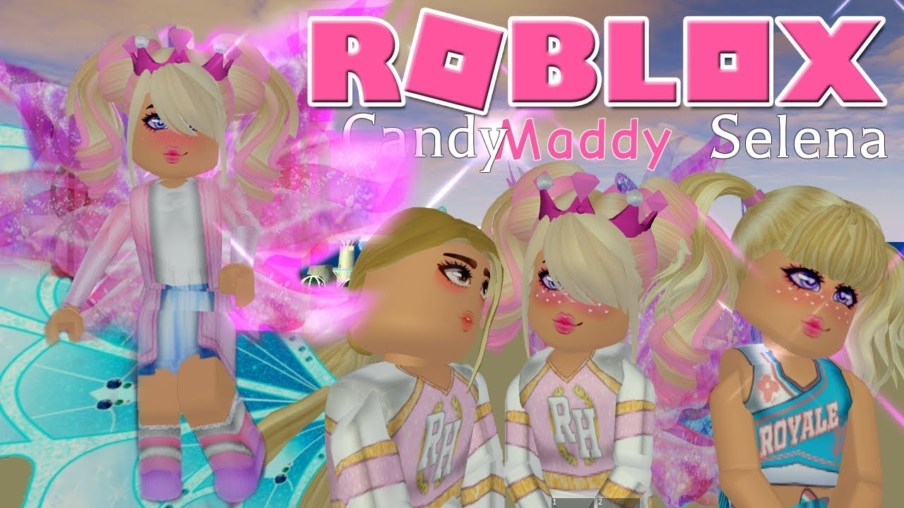 Cheerleading Tryouts Roblox Royale High Part1 Youtube