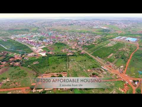 Lands for sale along the Accra-Tema Motorway