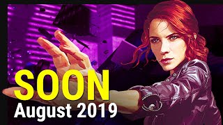 Top 18 Upcoming Games Of August 2019 (pc Ps4 Switch Xb1) | Whatoplay