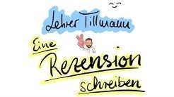 Eine Rezension schreiben | Lehrer Tillmann | Einfach erklärt!