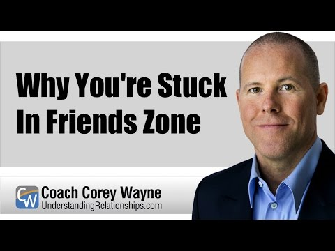 Why You're Stuck In Friends Zone