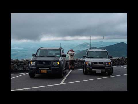 2017 Northeast Honda Element Meet