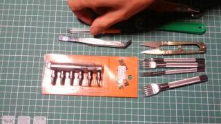 Инструмент для работы с кожей.(, 2014-09-05T17:52:56.000Z)