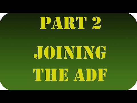 YOU session | Joining the Australian Defence Force | Part 2
