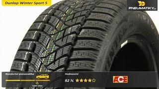 Dunlop Winter Sport 5 - Pneumatiky.cz