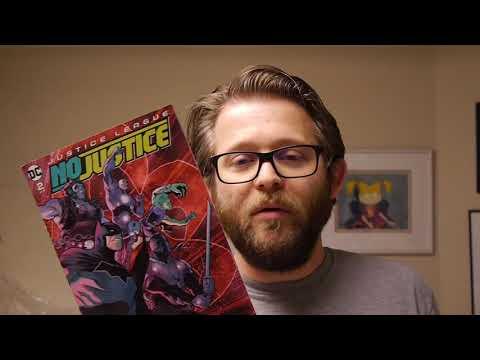 DC Comics Review: Justice League: No Justice #2