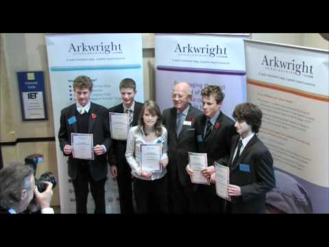 Arkwright Scholarships Awards Ceremony