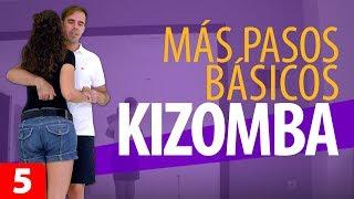 PASOS BÁSICOS para APRENDER a Bailar KIZOMBA – Kizomba para Principiantes #5