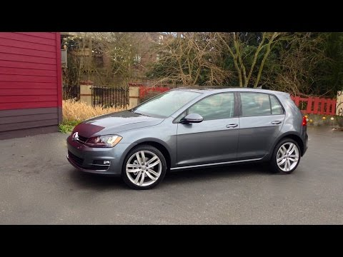 2017 Volkswagen Golf Tsi Sel Car Review