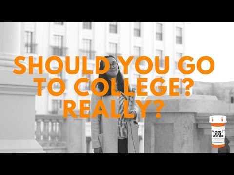 Pharmacy Careers, Should You Get a College Degree?