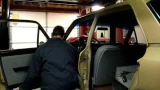 Making A 2 Door Wagon Part 1