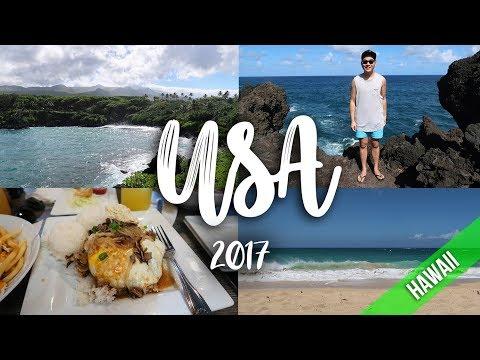 USA | MAUI HAWAII | TRAVEL VLOG 2017 [PART 3]