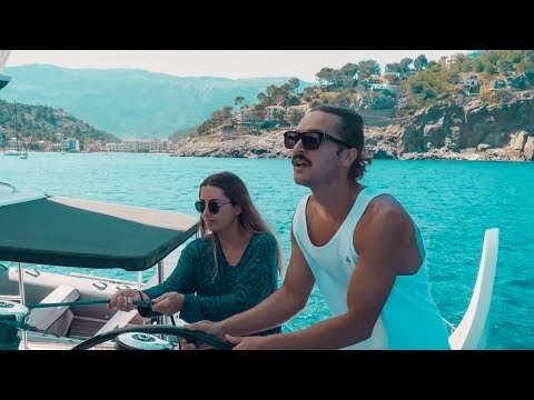 Our Floating Home in Mallorca (Sailing La Vagabonde) Ep. 92