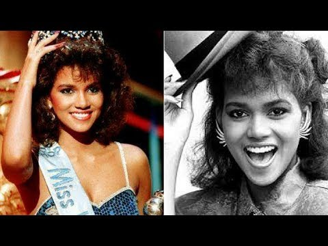 23 Unseen And Rare Pics of Young Halle Berry Before She Was Famous