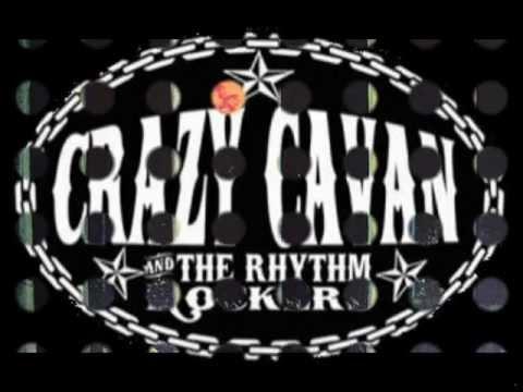CRAZY MOON - CRAZY CAVAN & THE RHYTHM ROCKERS