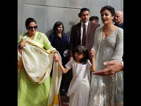Aishwarya Rai Bachchan Speech at IFFM Melbourne 2017