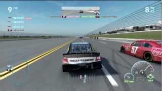 Good Talladega Online Racing Gameplay Nascar The Game Inside Line
