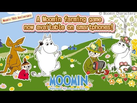 MOOMIN: Welcome to Moominvalley - Android Gameplay HD