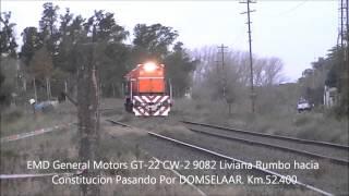 Nuevos Ferrocarriles Argentinos.