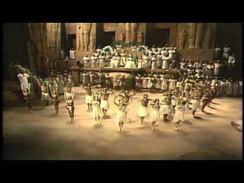 Egyptian Triumphal march Verdi Aida Opera YouTube