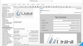 Utility billing templates – invoice template setup hi this is zac kibria and in video i will be showing you how to go through the setup...