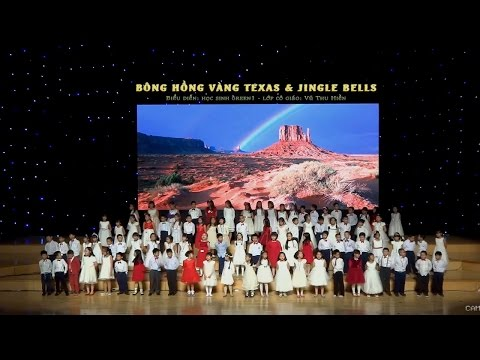 Bông hồng vàng Texas & Jingle bells - Magic Music 18.12.2016